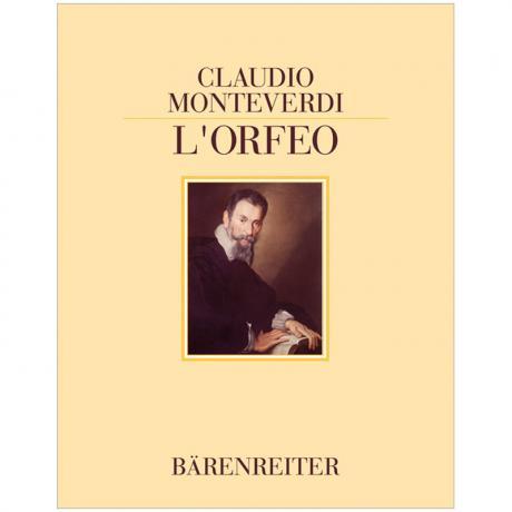 Monteverdi, C.: L'Orfeo – Favola in musica