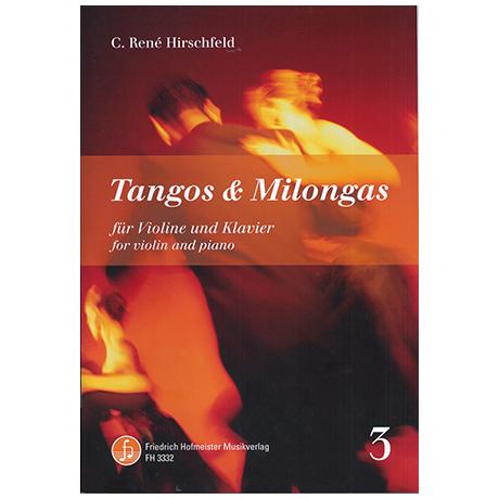 Hirschfeld, R.: Tangos & Milongas Band 3