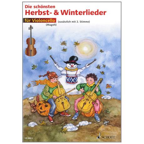 Magolt, M. & H.: Die schönsten Herbst- und Winterlieder