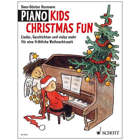 Heumann: Piano Kids: Christmas fun
