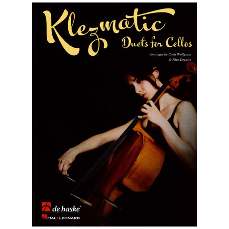 Klezmatic Duets for Cellos