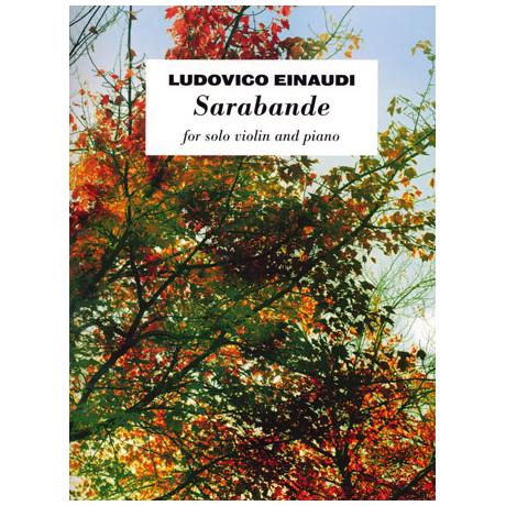 Einaudi, L.: Sarabande