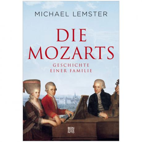 Lemster, M.: Die Mozarts – Geschichte einer Familie