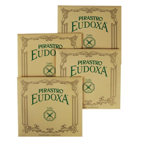 PIRASTRO Eudoxa cello strings SET