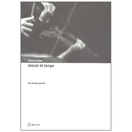 Paier, K.: Choral et Tango