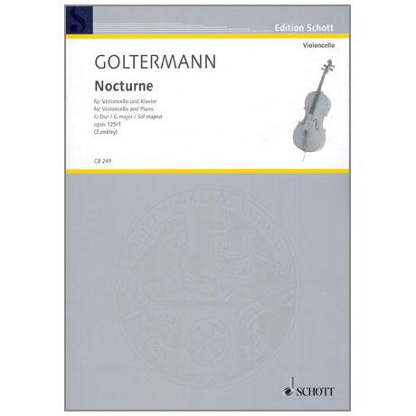 Goltermann, G.: Nocturne G-Dur Op.125/1