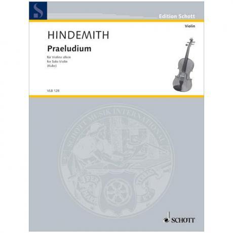 Hindemith, P.: Praeludium (1922)