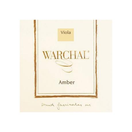 WARCHAL Amber viola strings SET