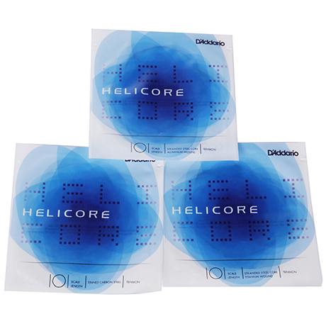 D´ADDARIO Helicore viola string D-G-C
