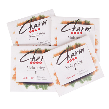 Fortune CHARM Kids viola strings SET