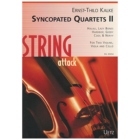 Kalke, E.Th.: Syncopated Quartets II