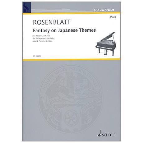 Rosenblatt, A.: Fantasy on Japanese Themes
