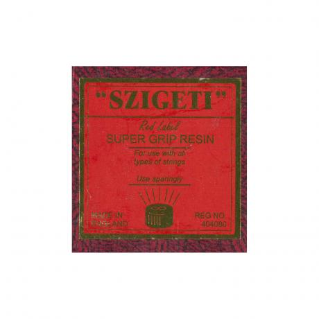 SZIGETI Red Label rosin