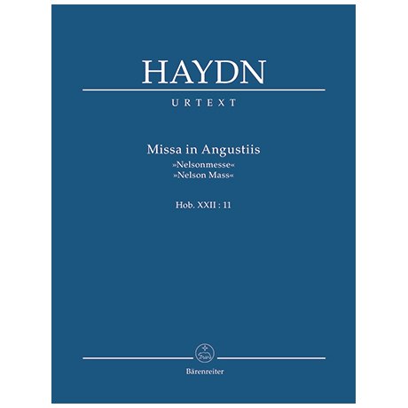Haydn, J.: Missa in Angustiis Hob. XXII:11 »Nelsonmesse«