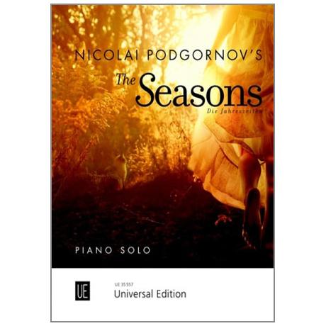 Podgornov, N.: The Seasons - Die Jahreszeiten