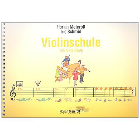 Meierott, F.: Violinschule Band 1