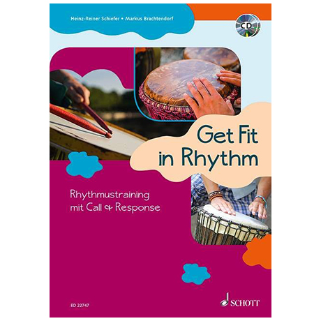Brachtendorf, M. / Schiefer, H.-R.: Get Fit in Rhythm (+2CDs)