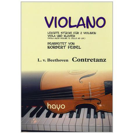 Beethoven, L. v.: Contretanz