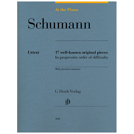 Schumann, R.: At The Piano