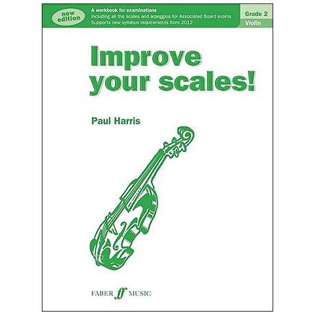 Harris, P.: Improve your scales Grade 2