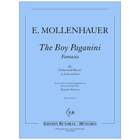Mollenhauer, E.: The Boy Paganini