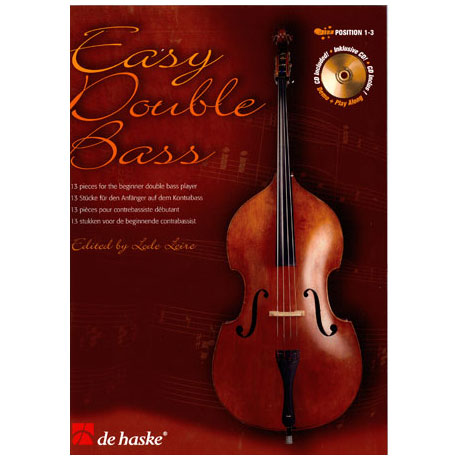 Easy double bass (+CD)