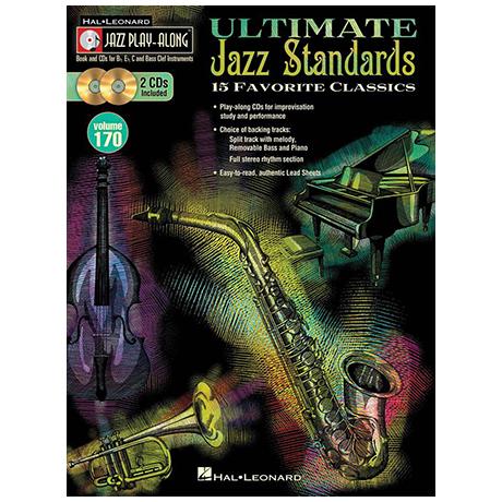 Ultimate Jazz Standards (+2 CDs)
