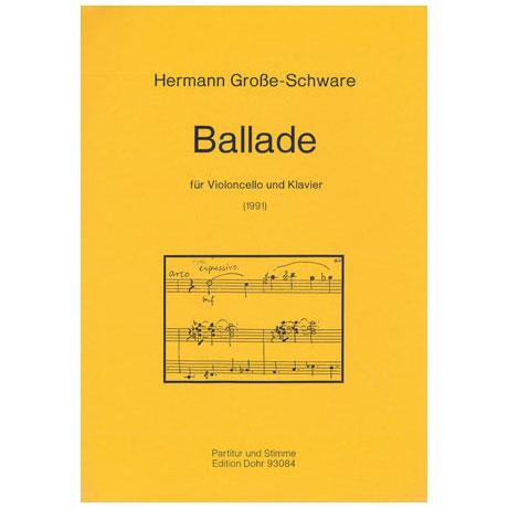 Große-Schware, H.: Ballade (1991)