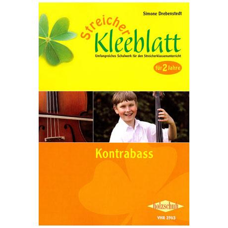 Streicher Kleeblatt - Schülerband für Kontrabass