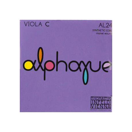 THOMASTIK Alphayue viola string C