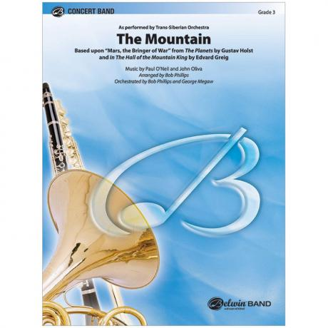 O'Neill, P./Olivia, J.: The Mountain for Band