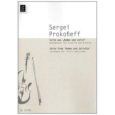 Prokofieff, S.: Suite aus Romeo und Julia