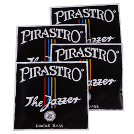 PIRASTRO The Jazzer bass strings SET