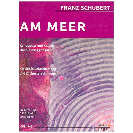 Schubert, F.: Am Meer