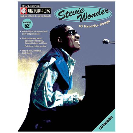 Stevie Wonder (+CD)