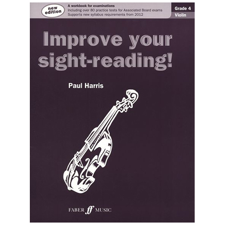 Harris, P.: Improve your sight reading Grade 4