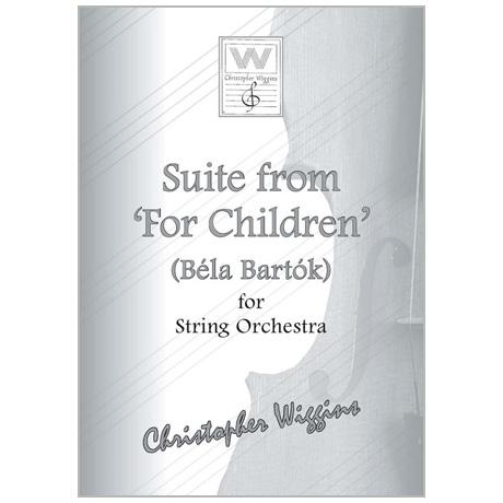 Bartók, B.: Suite »für Kinder«