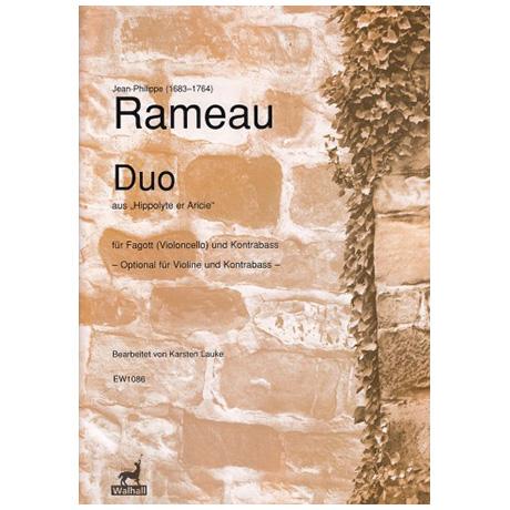 Rameau, J. Ph.: Duo aus der Oper »Hippolyte et Aricie«