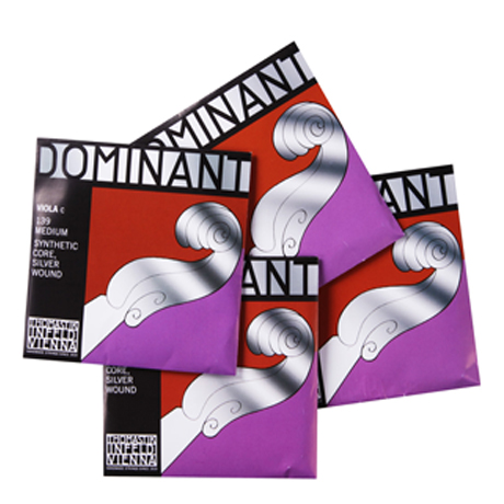 THOMASTIK Dominant viola strings SET