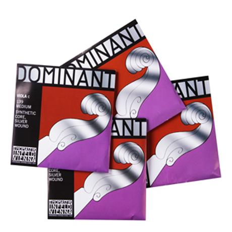THOMASTIK Dominant viola strings SET