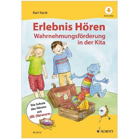 Karst, K.: Erlebnis Hören (+Download Materialien)