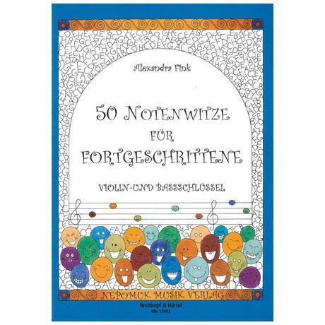 Fink, A.: 50 Notenwitze für Fortgeschrittene