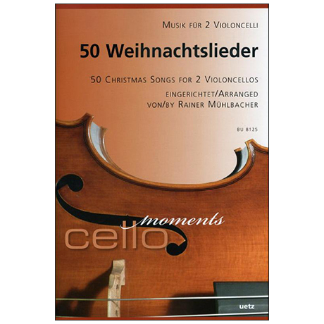 Mühlbacher, R.: 50 Weihnachtslieder