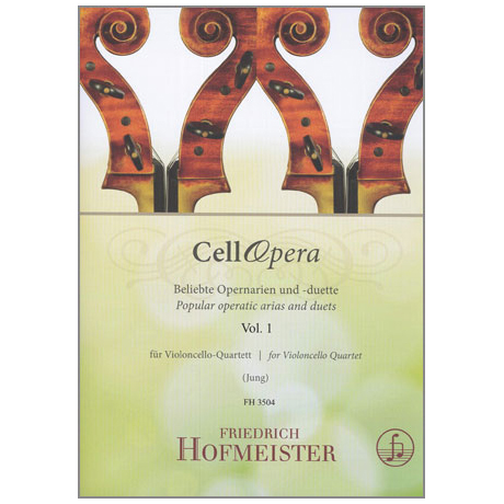 Jung, F.: CellOpera Vol.1
