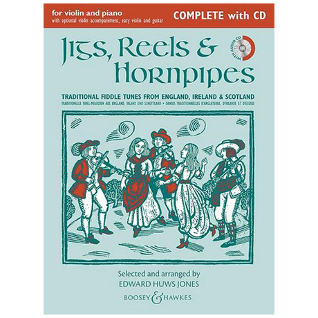 Jigs, Reels & Hornpipes – Complete (+CD)