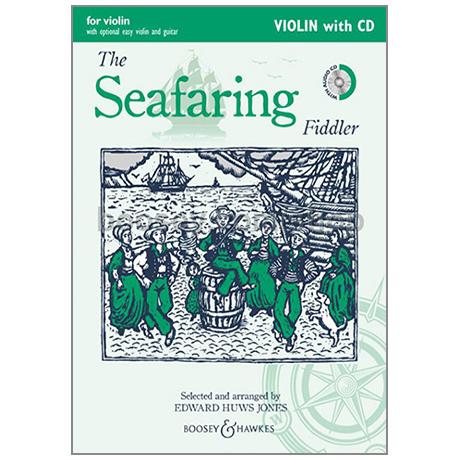 Huws Jones, E.: The Seafaring Fiddler (+CD)