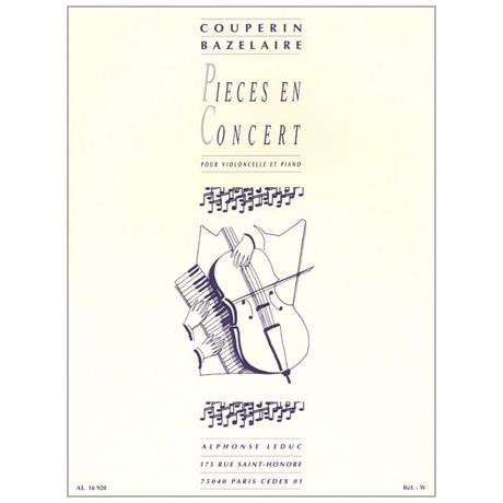 Couperin, F.: Pièces en Concert