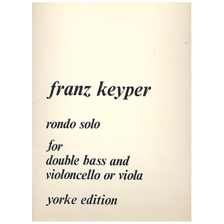 Keyper, F.: Rondo Solo