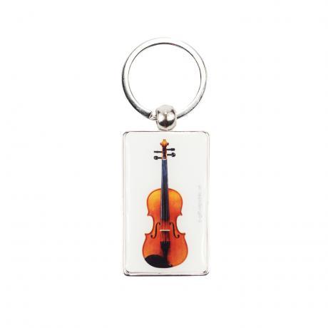 Keyring Pendant Violin