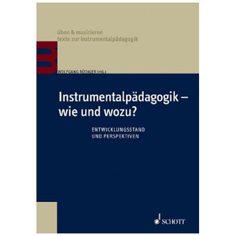 Rüdiger, W. (Hrsg.): Instrumentalpädagogik – wie und wozu?